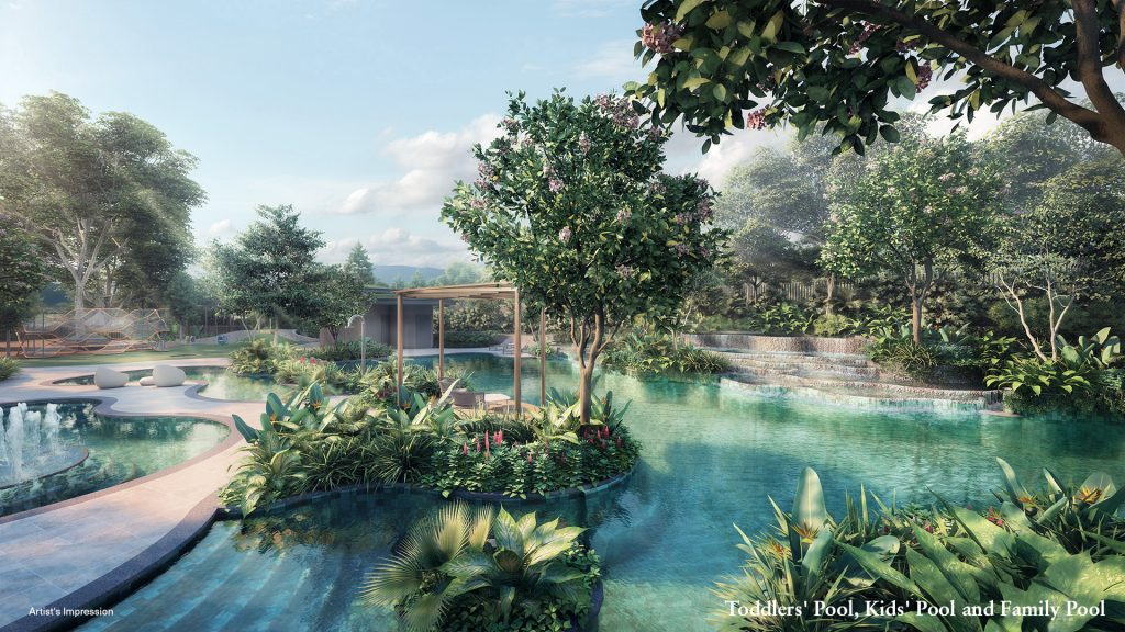 Ki Residences Gallery For Condo Landscape and Facilities