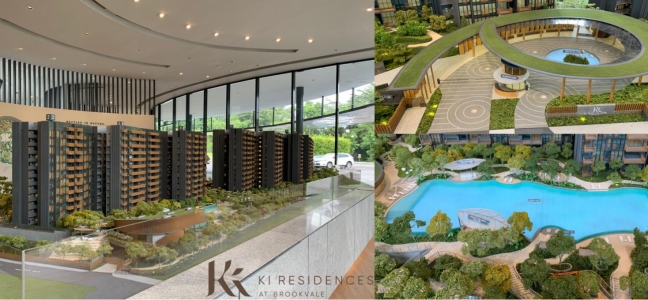 Ki Residences At Brookvale   New Launch in Sunset Way